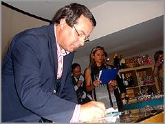 Esmeraldo Carvalhinho - Presidente - Manteigas