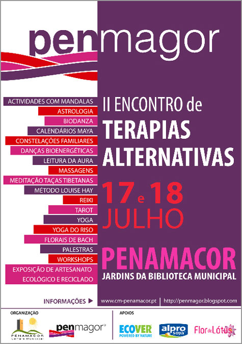 Terapias Alternativas - Penamacor