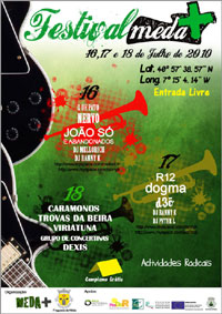 Festival Música - Mêda