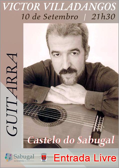 Victor Villadangos - Sabugal