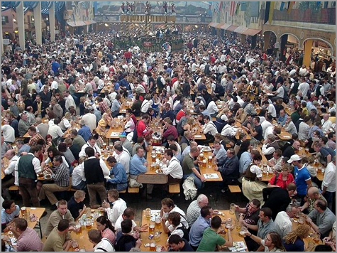 Oktoberfest - Munique