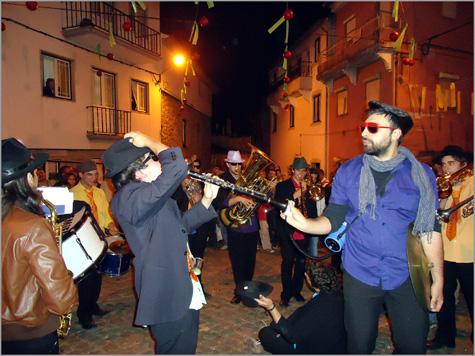 Fanfarra Sacabuxa - Castanheira