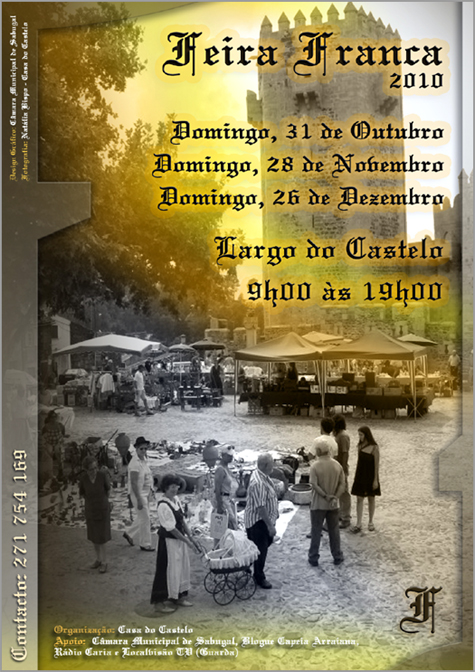 Feira Franca - Largo do Castelo do Sabugal