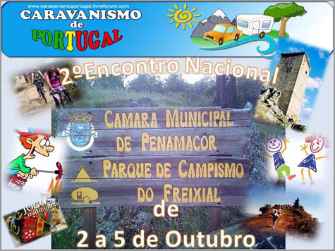 Parque Campismo Freixial - Penamacor