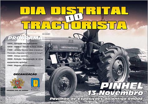 Dia Distrital Tractorista - Pinhel