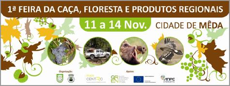 Feira Caça Floresta Produtos Regionais Mêda
