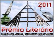 Prémio Literário Capeia Arraiana / Agrupamento Escolas Sabugal - 2011