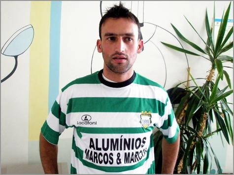 Marco Capela - Treinador Sporting Clube Sabugal