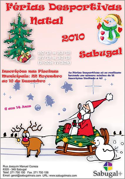 Férias Desportivas Natal 2010 - Sabugal+