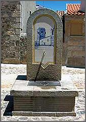 Chafariz no Largo do Castelo - Sabugal