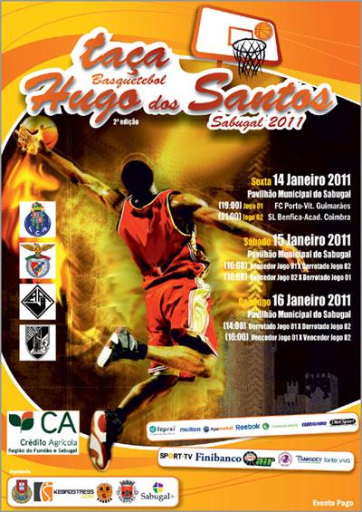 Basquetebol - Taça Hugo dos Santos - Pavilhão Sabugal