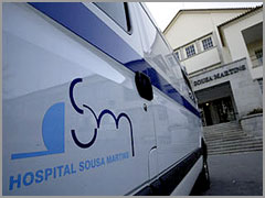 Hospital Sousa Martins - Guarda