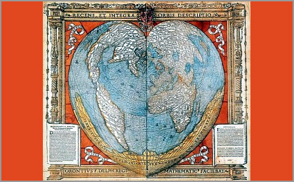 Mapa dos Sentidos do Amor