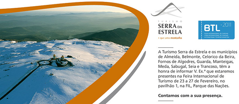 Turismo Serra da Estrela - BTL 2011