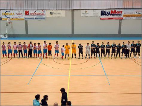 Futsal - Rapoula do Côa