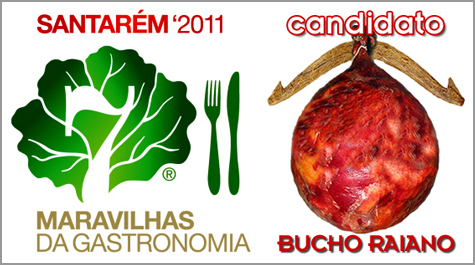 7 Maravilhas Gastronomia - Bucho Raiano