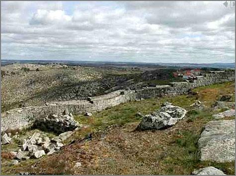 Ruta de los Castillos - Castelo Vila do Touro - Sabugal