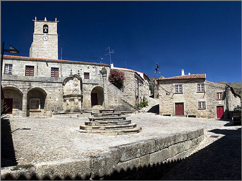 Castelo Novo - Ruta de los Castillos