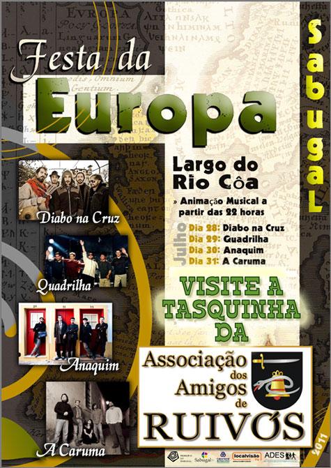 Festa da Europa 2011