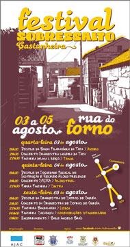 Castanheira - Festival Sobressalto - Agosto - 2011
