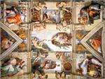 Tecto da Capela Sistina, Vaticano