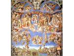 «Juízo Final», Capela Sistina, Vaticano