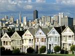 As famosas casas vitorianas de São Francisco