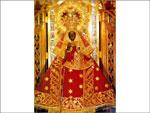 Imagem da Virgem de Guadalupe