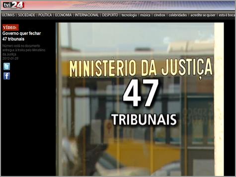 TVI - TVI24 - Tribunal Sabugal