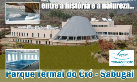Termas do Cró - Sabugal