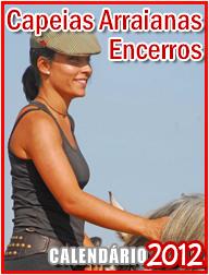 Calendário 2012 - Capeias Arraianas e Encerros - Sabugal